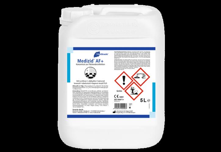 Medizid AF+ 5 Liter Konzentrat
